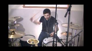 David Cortese - Of Mice & Men - O.G. Loko ( Drum Cover )