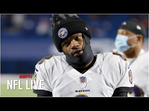 Did the Ravens do enough for Lamar Jackson in the #NFLDraft? | NFL Live