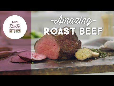 Amazing Roast Beef