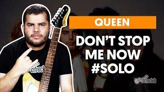 Videoaula DON'T STOP ME NOW | Como fazer solo de guitarra