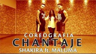 Chantaje - Shakira feat. Maluma | Coreografia - Fit Kings