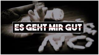 LGM - ES GEHT MIR GUT -  trauriges Lied über Suizid (Lyrikvideo)