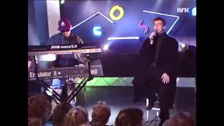 Pet Shop Boys 'You Are Always On My Mind' (nrk`88)