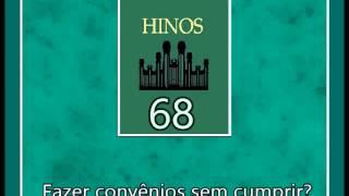 Hino SUD 68 - Vinde a Mim (Português)