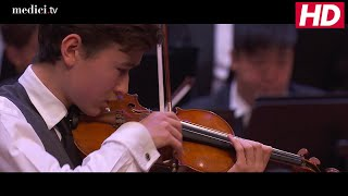Tugan Sokhiev With Daniel Lozakovich - Bruch: Violin Concerto No. 1 in G Minor