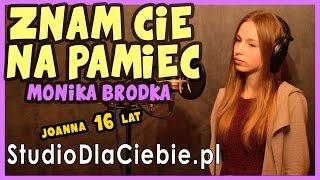 Znam Cię na pamięć - Monika Brodka (cover by Joanna Kapela)