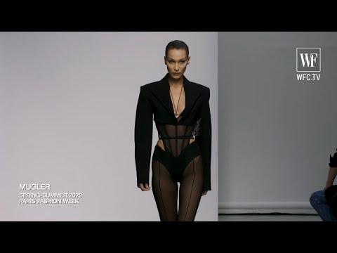 Mugler spring-summer 2020 Paris fashion week