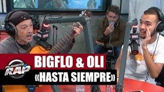 """Bigflo & Oli chantent avec leur père """"Hasta siempre"""" #PlanèteRap"""