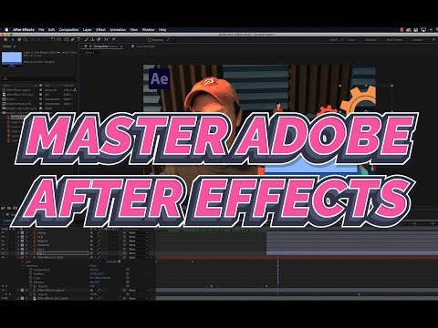 After Effects 2020 Tutorial for Beginners