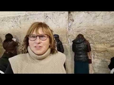 AMIT's Yom Yerushalayim Mission