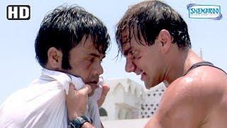 Rajpal Yadav & Sohail Khan fights at Dargah - Action scene from Maine Dil Tujhko Diya - Eid Special width=