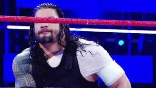 Roman reigns tribute never say never