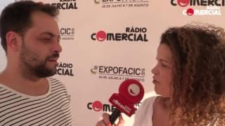 Rádio Comercial | Expofacic 2016 - António Zambujo