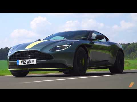 Aston Martin DB11 AMR First Drive in Germany