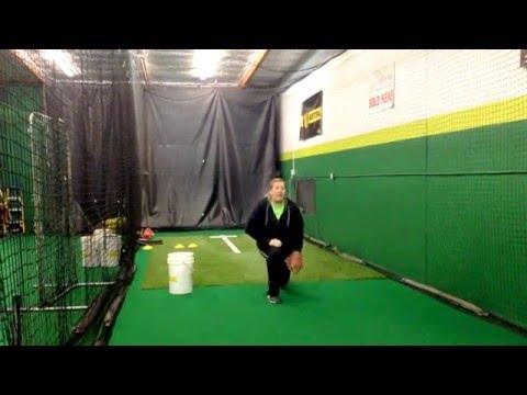 Power Line Drill Corner - Pitching - Kneel Downs