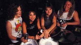 Metallica - 10. Am I Evil [LIVE 1987]