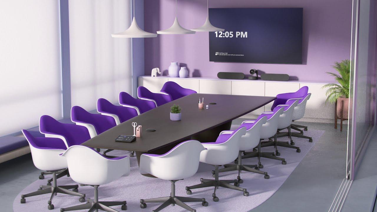 Logitech + Microsoft Teams | Raising the Bar on Video Meetings