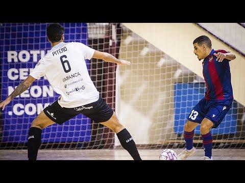 Levante UD - Burela FS Jornada 4 Temp 21-22