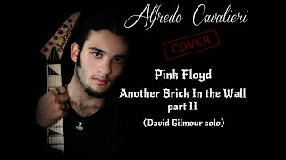 "Pink Floyd - ""Another Brick in the Wall"" (Alfredo Cavalieri cover)"
