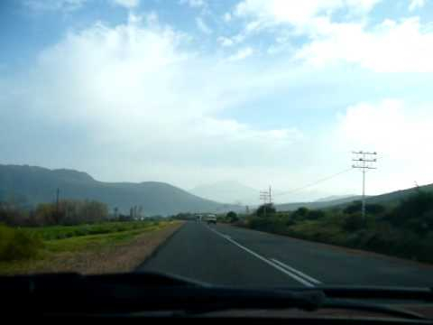 Driving to Oudtshoorn (RT#1)