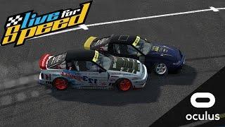 Live For Speed: SUPER CLOSE TANDEM ON LFS