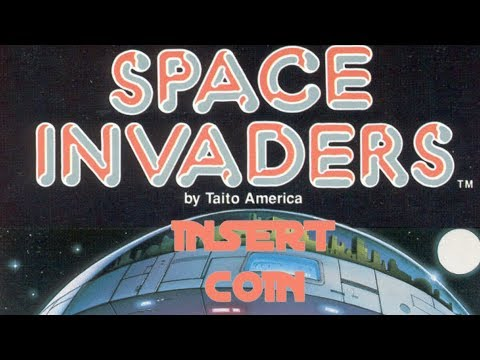 Space Invaders (1980) - Atari 2600 - 2 Loops