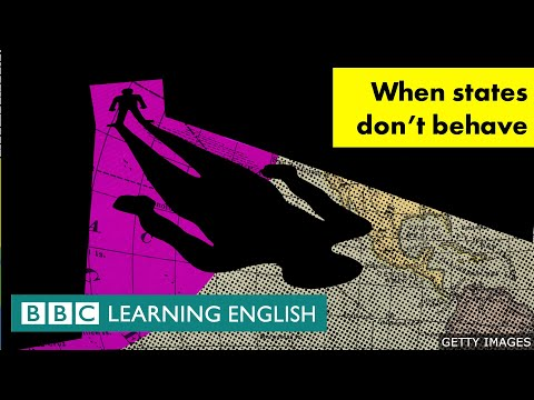 When states don't behave - BBC Learning English