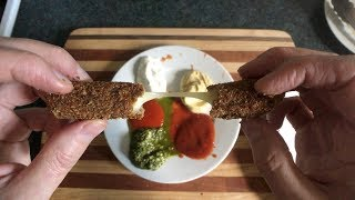 Mozzarella Sticks and Dips - You Suck at Cooking (episode 63) width=