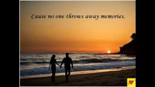 No One Throws Away Memories (Hallmark Theme)