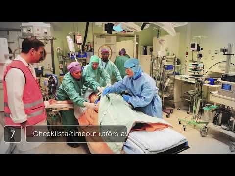 Traumalarm Nivå 1 #3 Operation
