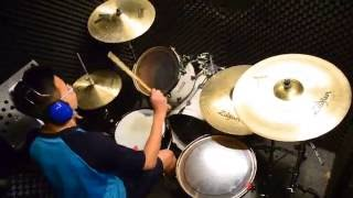 Beastie Boys : Fight for Your Right - drum cover