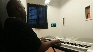 WWE Theme on Piano: Aleister Black