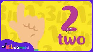Numbers Freeze Dance Song for Kids | Freeze Dance Music | The Kiboomers