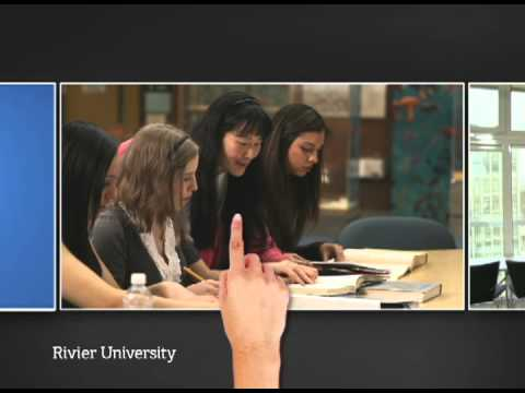 Get Started at Rivier University!