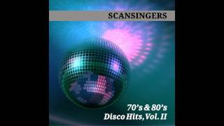 07 Scansingers - Yes Sir, I Can Boogie - 70s and 80s Disco Hits, Vol. II
