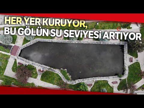 Kuraklığın Yaşandığı Köyde Bir Tek O Göl Kurumadı – #GizemliGöl