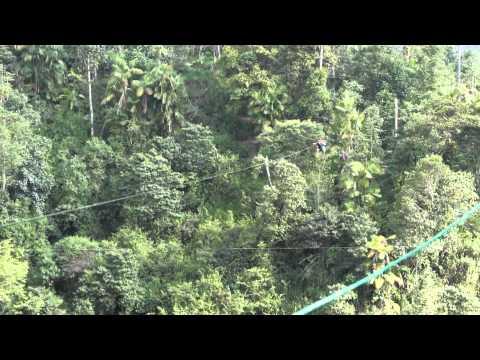 Canopy Tour – Mindo Ecuador