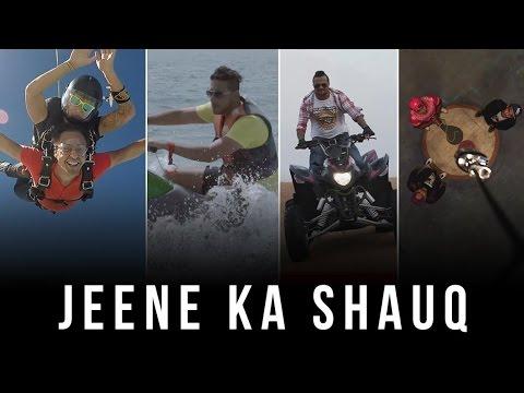 Jeene Ka Shauq Lyrics - Jammin' | Salim-Sulaiman