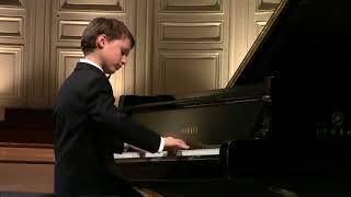 Alexandre FERRIEU - Tarentelle de Prokofieff