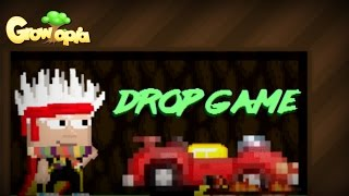 Growtopia Animation | Drop Game