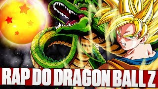 Rap do Dragon Ball Z