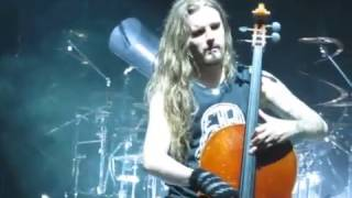 Apocalyptica - Nothing Else Matters (Athens, 07-04-2017)