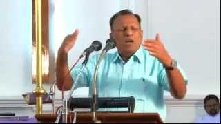 Tamil Christian Message - Sound Doctrine Dr. Pushparaj - Questions and Answers  Word of God width=