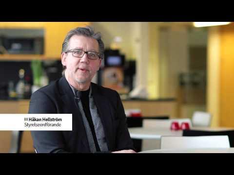 Svensk Fastighetsförmedling - Styrelseordförande Håkan Hellström