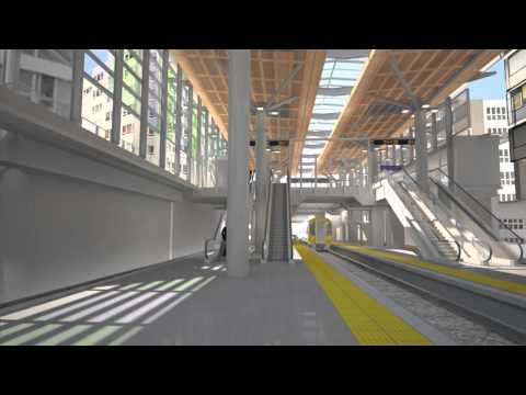 Newmarket Station Revit Structural Capabilites