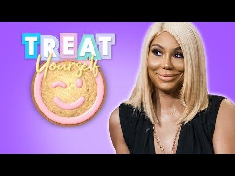 Treat Yourself with Tamar Braxton   Treat Yourself   Allrecipes.com