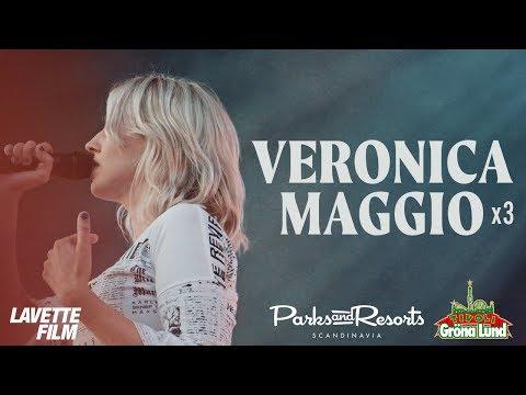 Veronica Maggio – Konsertfilm – Gröna Lund – 4/6, 5/6 & 6/6 2019