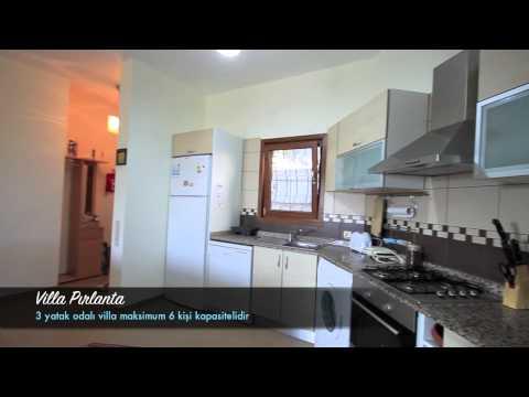 Villa Pırlanta - Bodrum'da kiralık villa (havuzu korunaklı villa) - villasepeti.com