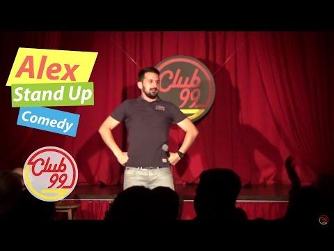 Alex Mocanu - Traficul din Bucuresti | Stand-up Comedy