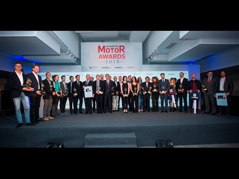Gala de premios Schibsted Motor Awards 2016